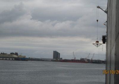 Containerschiff Beijing